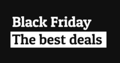 Black Friday Deals – Προτάσεις Αγορών